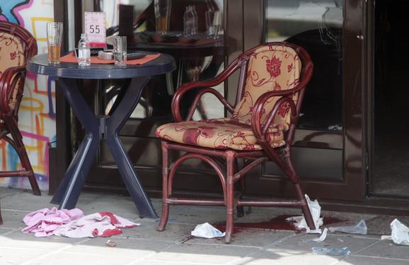 Rakonjac je ubijen dok je pio kafu u kafiću