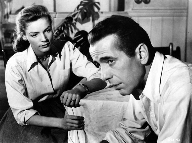 U braku Hemfrija Bogarta i Lorin Bekol BILO IH JE TROJE: Harvi je od prvog do poslednjeg dana bio sa njima