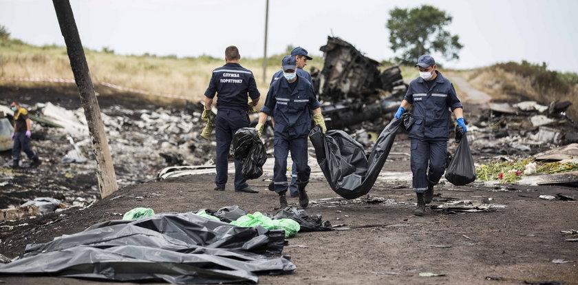 298 osób zginęło na pokładzie Boeinga. Rakietę wystrzelono z Rosji