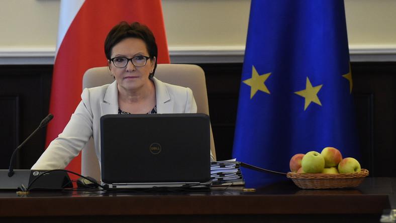 Rekonstrukcja rządu Ewy Kopacz. Stanowiska stracili nie tylko ministrowie