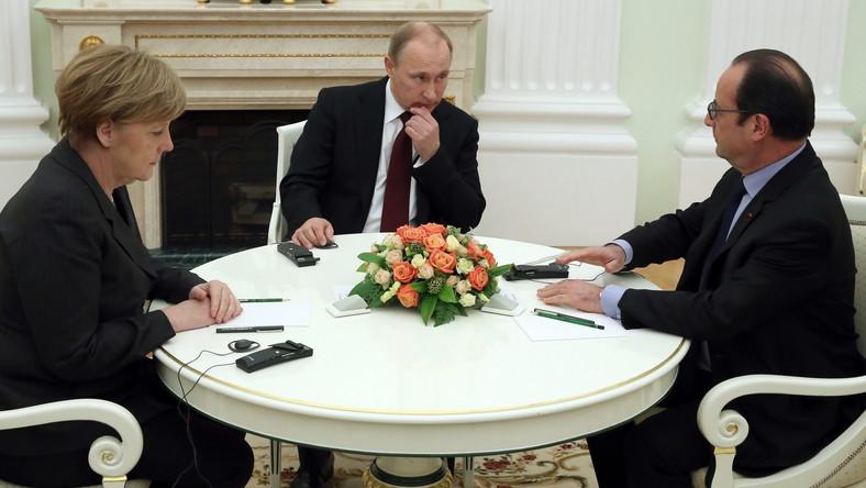 Drugie dno rozmów w Moskwie? Tworzenie nowego porządku...