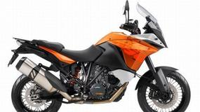 KTM 1190 Adventure i Adventure R 2013 już oficjalnie