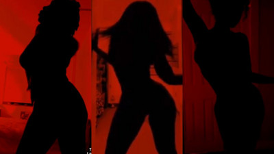 #Silhouettechallenge: Hot Twitter girls go naked for a new challenge – here are top 10 videos (18+ VIDEOS)