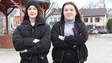 Amelia i Natalia ocaliły człowieka przed utonięciem