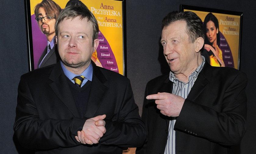 Olaf Lubaszenko i Edward Lubaszenko
