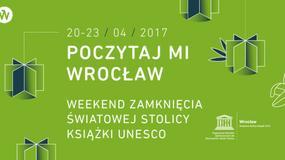 Wrocław żegna się z tytułem Światowej Stolicy Książki