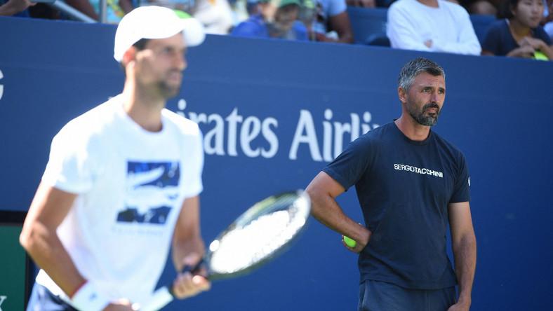Novak Djokovic i Goran Ivanisevic