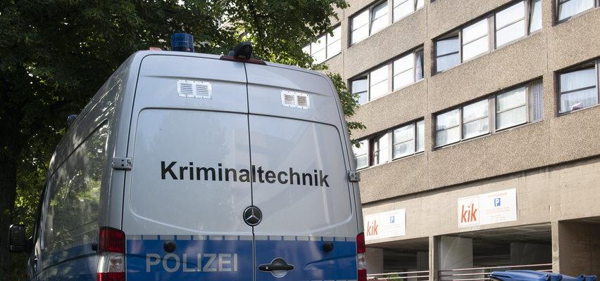 Wstrząsająca zbrodnia w Niemczech. Opiekun zgwałcił i zamordował 92-latkę?!