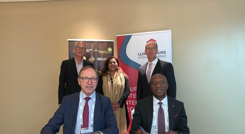 Nigeria and Luxembourg stock exchanges sign deal to expand green bond markets