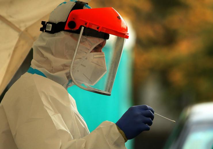 korona virus - testiranje - medicinski radnici 01