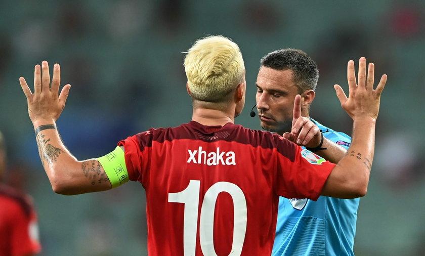 Slavko Vincić sędziował już mecze grupowe w Euro 2020 i nie popełnił większych błędów.