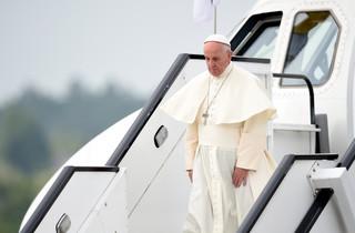 Papież Franciszek: Na świecie trwa wojna