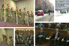 (UŽIVO) FORMIRANA VOJSKA KOSOVA Poslanici uz aplauz usvojili zakone, NAPETO u Mitrovici i Prištini (FOTO, VIDEO)