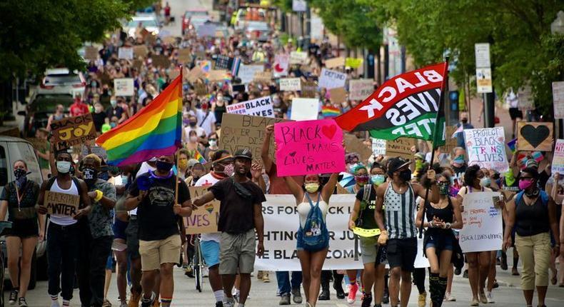Black LGBTQ+