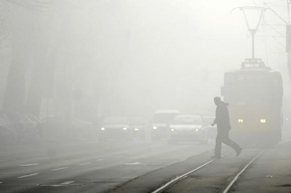 U Beogradu, ali i drugim gradovima Srbije, prethodnih dana vazduh je veoma zagađen, te je na snazi ljubičasti alarm