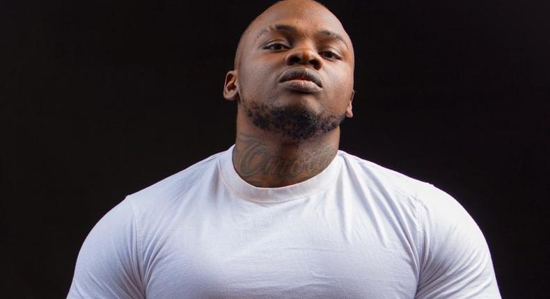 Rapper Khaligraph Jones
