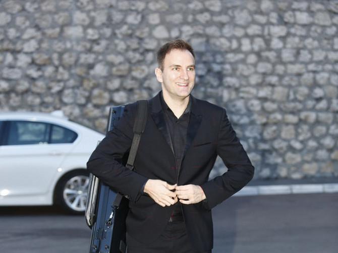Stefan Milenković POSTAJE OTAC! Slavni violinista saopštio radosne vesti - ovo su detalji