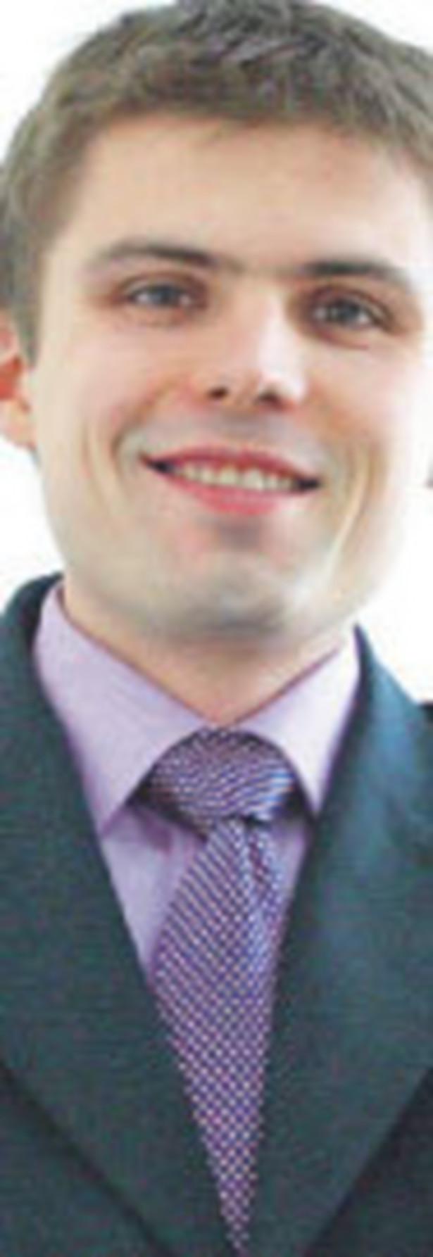 Maciej Kossowski, prezes Wealth Solutions