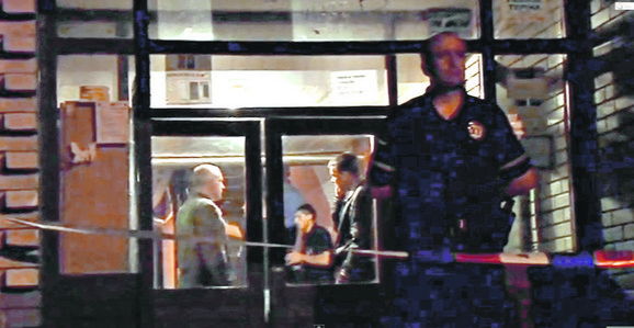 Sukob: U lekara ispaljeno osam hitaca