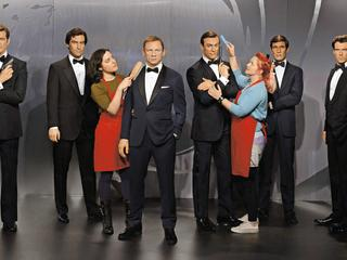 Madame Tussauds Londyn James Bond