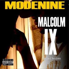 Modenine - Malcolm IX. (Ostrakon)