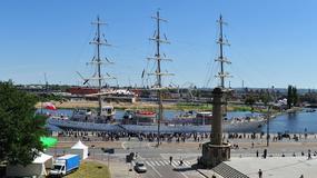 Baltic Tall Ships Regatta - 50 żaglowców w Szczecinie