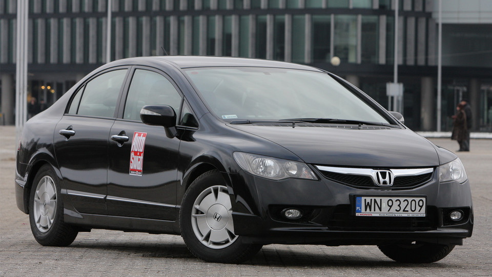 Honda Civic IMA