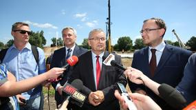 Adamczyk: południowa obwodnica Warszawy gotowa do połowy 2020 r.