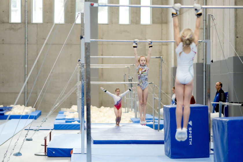 W Zabrzu otwarto nowoczesną salę gimnastyczną