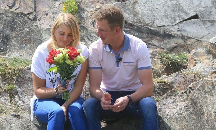 """Robert i Agnieszka w """"Rolnik szuka żony"""""""