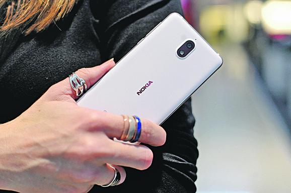 Nokia 3.1 sa ekranom od 5,2 inča