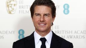 Tom Cruise jako mężczyzna, który nie lubi musicali