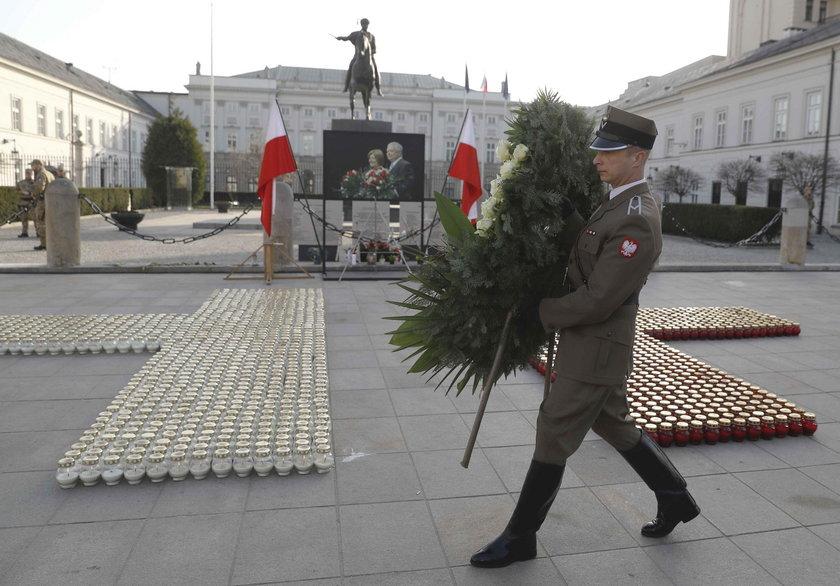 Obchody ósmej rocznicy katastrofy smoleńskiej