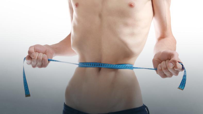 Męska anoreksja