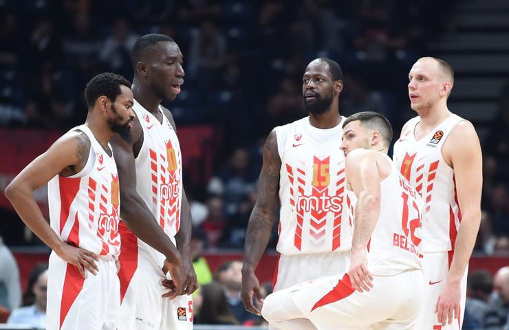 KK Crvena zvezda, KK CSKA Moskva