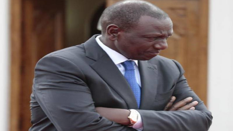 File image of DP Ruto