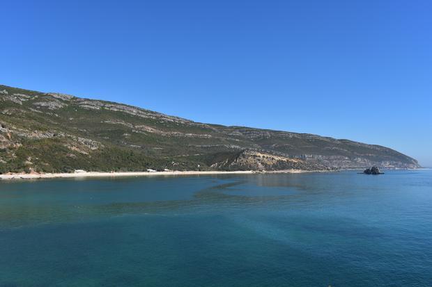 Plaż przy Serra da Arrabida