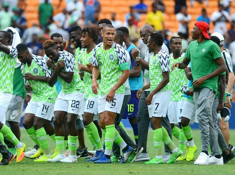 The Super Eagles of Nigeria are already through to the 2019 AFCON