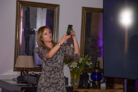 Promocija novog Huawei uređaja u Beogradu