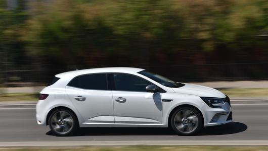Renault Megane GT 1.6 turbo | Długi dystans | Część 1