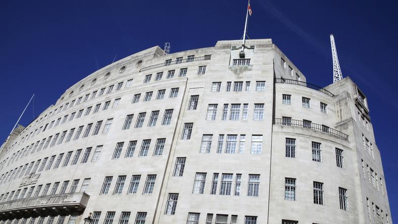 Siedziba BBC