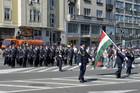 DEFILE KONJANIKA I ORKESTAR Proslava obeležavanja Dana policije, prisustvuje državni vrh