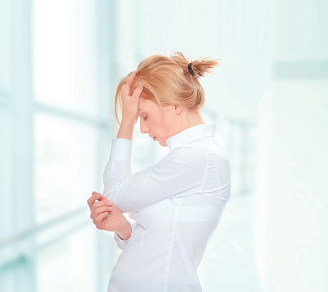 Glavobolja je češča kod žena