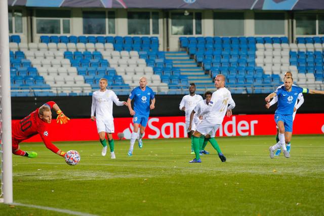 Detalj sa utakmice Molde - Ferencvaroš