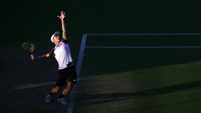 Wimbledon: Kamil Majchrzak przegrał mecz o wejście do głównej drabinki
