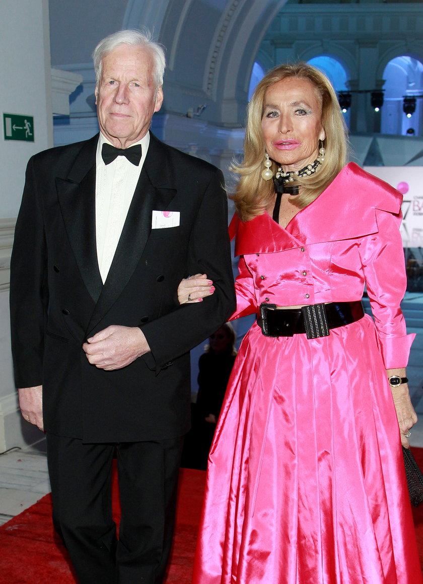 Bogumiła Wander i Krzysztof Baranowski