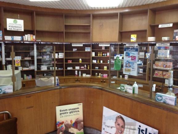Kupujte u apotekama