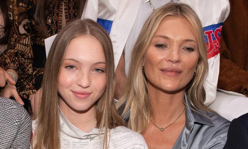 Lila Grace Moss ma 19 lat i jest córką legendarnej modelki Kate Moss