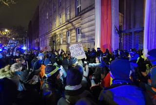 RPO wzywa policję do wycofania wniosków o ukaranie wobec protestujących po wyroku TK