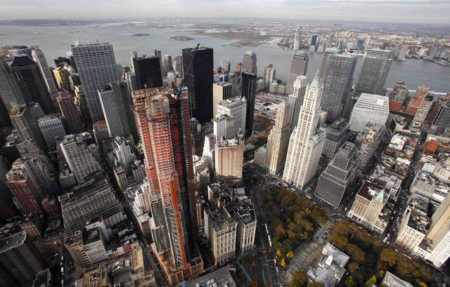 Njujork prvi na listi i po ekonomskom uticaju i po intelektualnom kapitalu